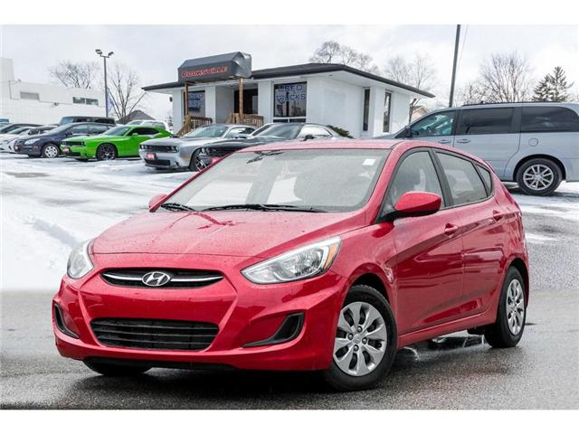 2017 Hyundai Accent  (Stk: H7816PR) in Mississauga - Image 1 of 18
