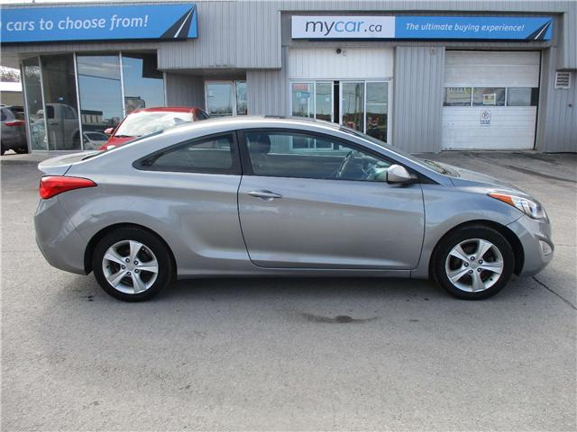 2013 Hyundai Elantra GLS (Stk: 190136) in Richmond - Image 2 of 13