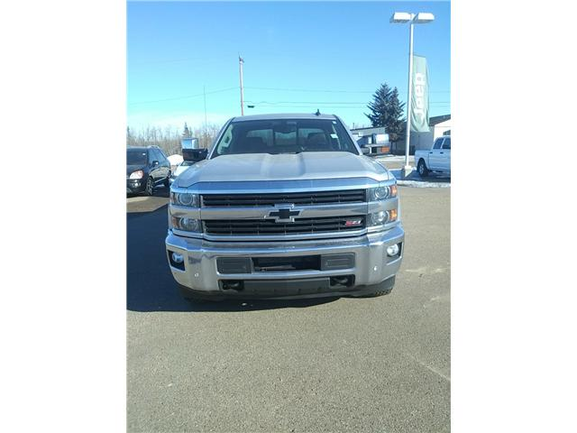 2016 Chevrolet Silverado 2500HD LTZ (Stk: 18R33685A) in Devon - Image 1 of 15