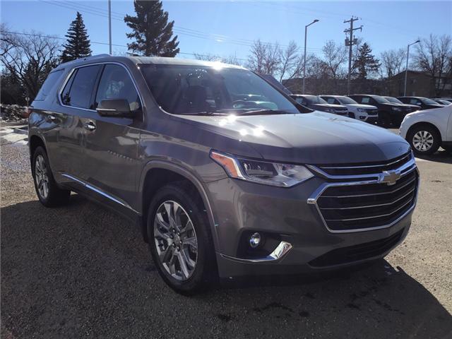 2019 Chevrolet Traverse Premier (Stk: 201827) in Brooks - Image 1 of 23