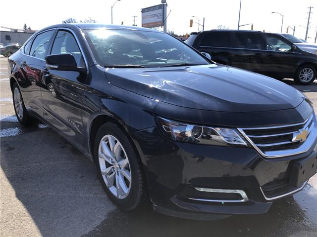 2019 Chevrolet Impala 1LT (Stk: ) in Kemptville - Image 1 of 10