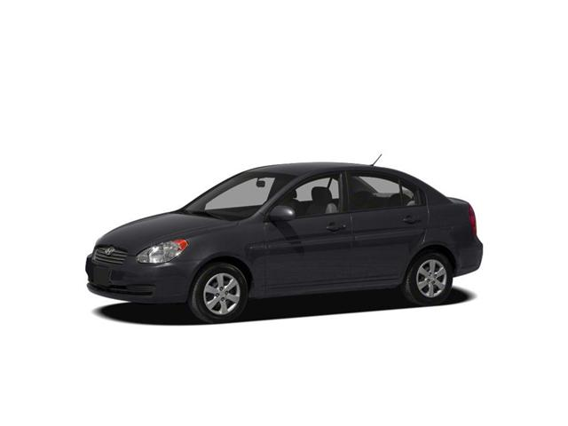 2010 Hyundai Accent GL (Stk: 80922A) in Edmonton - Image 1 of 1