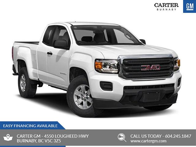2019 GMC Canyon  (Stk: 89-68460) in Burnaby - Image 1 of 1