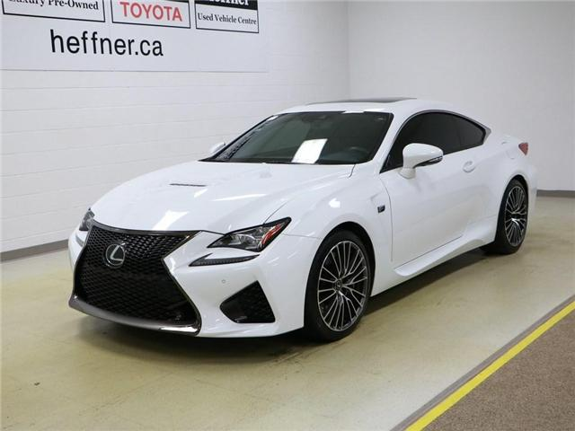 2015 Lexus RC F Base (Stk: 187262) in Kitchener - Image 1 of 23