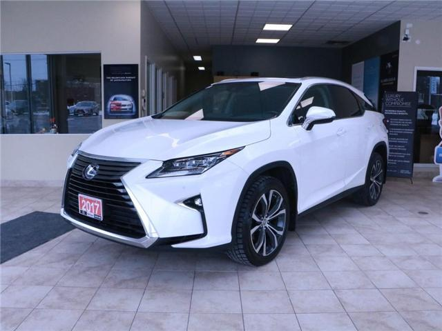 2017 Lexus RX 350 Base (Stk: 197039) in Kitchener - Image 1 of 30