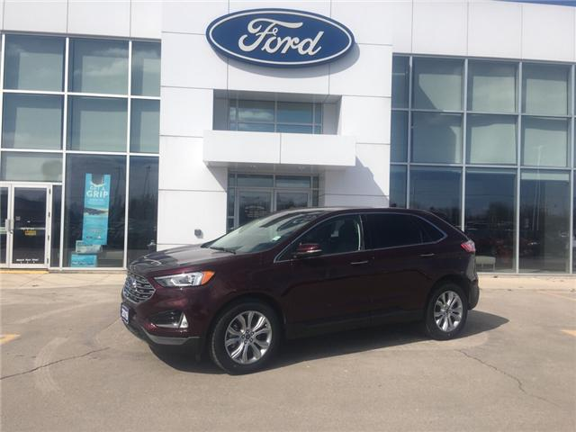 2019 Ford Edge Titanium (Stk: 1980) in Perth - Image 1 of 13