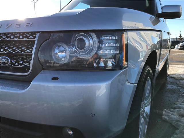 2010 Land Rover Range Rover HSE (Stk: 7284) in Edmonton - Image 5 of 28