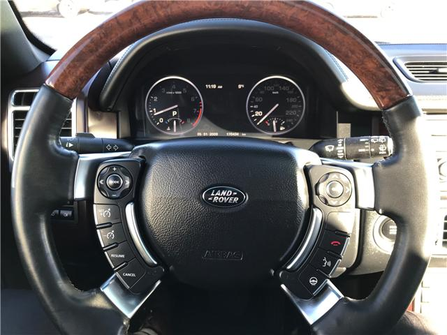 2010 Land Rover Range Rover HSE (Stk: 7284) in Edmonton - Image 21 of 28