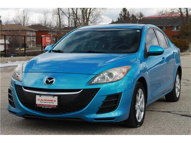 2010 Mazda Mazda3 GS (Stk: 1903087) in Waterloo - Image 1 of 23