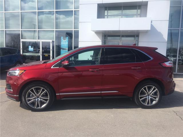 2019 Ford Edge Titanium (Stk: 19124) in Perth - Image 2 of 13