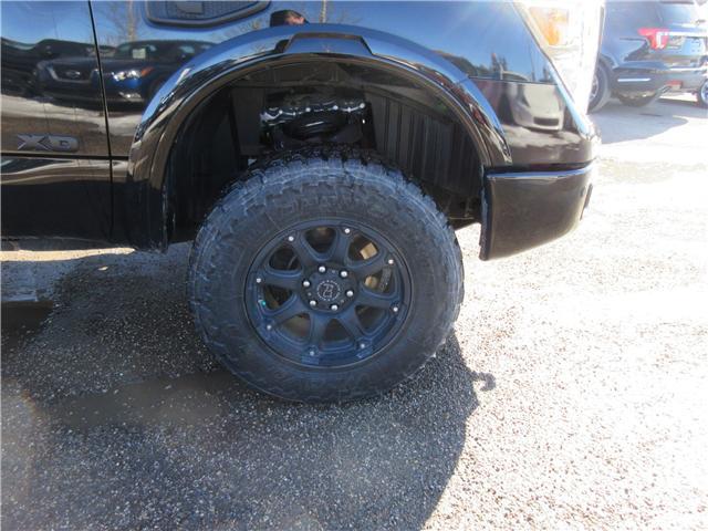 2016 Nissan Titan XD PRO-4X Diesel (Stk: 8598) in Okotoks - Image 23 of 28