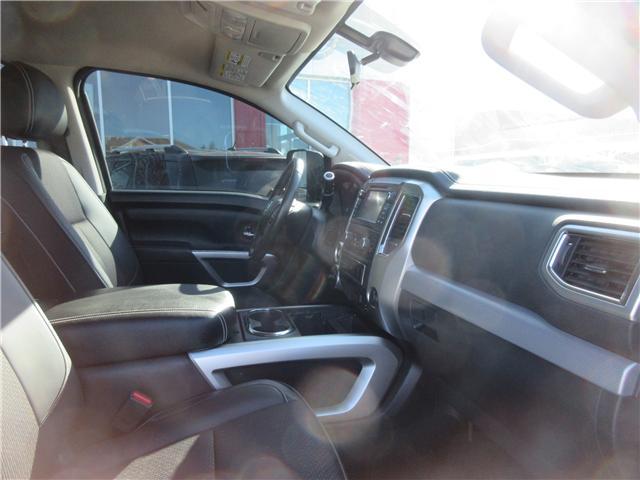 2016 Nissan Titan XD PRO-4X Diesel (Stk: 8598) in Okotoks - Image 16 of 28