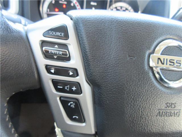 2016 Nissan Titan XD PRO-4X Diesel (Stk: 8598) in Okotoks - Image 11 of 28