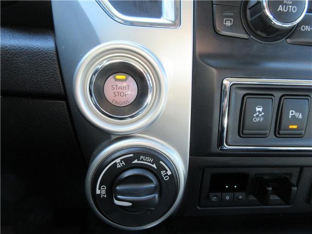 2016 Nissan Titan XD PRO-4X Diesel (Stk: 8598) in Okotoks - Image 9 of 28