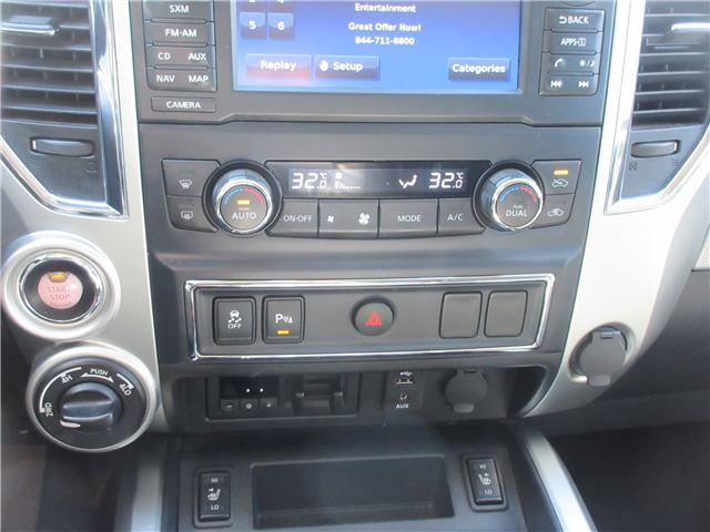 2016 Nissan Titan XD PRO-4X Diesel (Stk: 8598) in Okotoks - Image 8 of 28