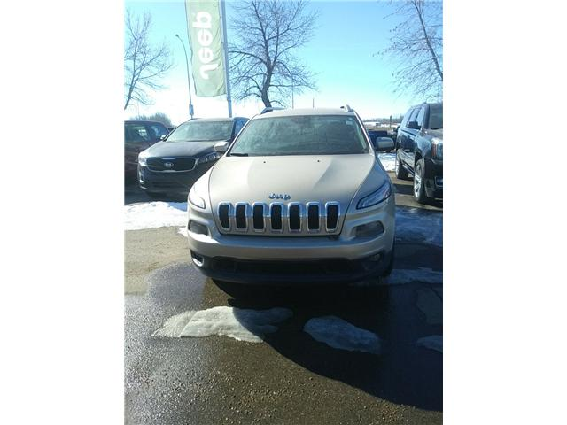 2014 Jeep Cherokee North (Stk: 19CK7714A) in Devon - Image 1 of 16