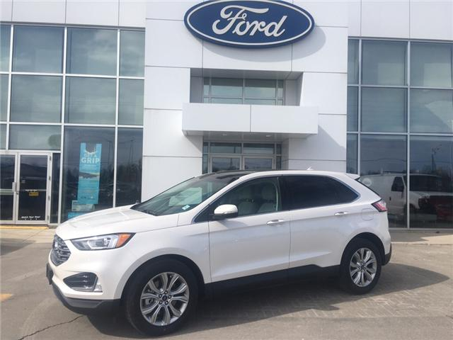 2019 Ford Edge Titanium (Stk: 19123) in Perth - Image 1 of 13
