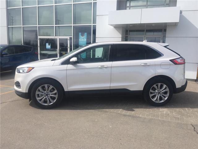 2019 Ford Edge Titanium (Stk: 19123) in Perth - Image 2 of 13