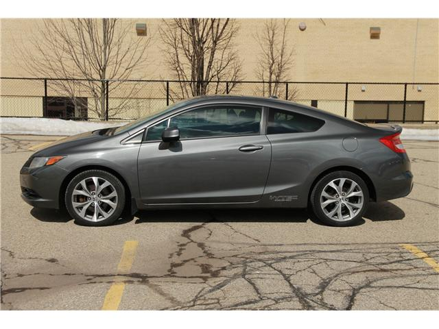 2012 Honda Civic Si (Stk: 1902081) in Waterloo - Image 2 of 24