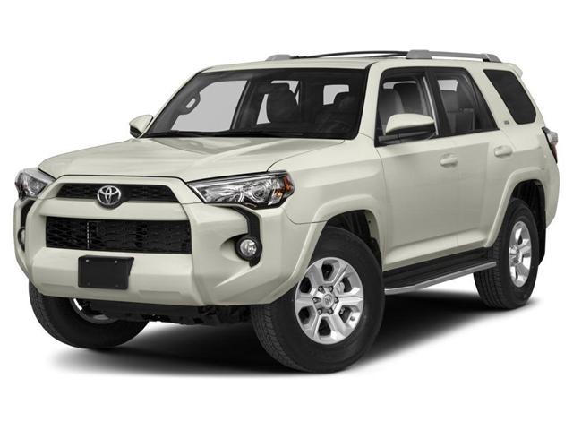2019 Toyota 4Runner SR5 (Stk: 190198) in Cochrane - Image 1 of 9