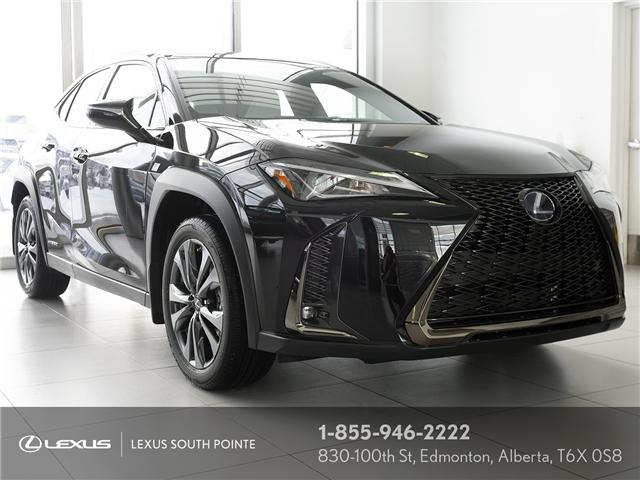 2019 Lexus UX 250h Base (Stk: L900299) in Edmonton - Image 1 of 25