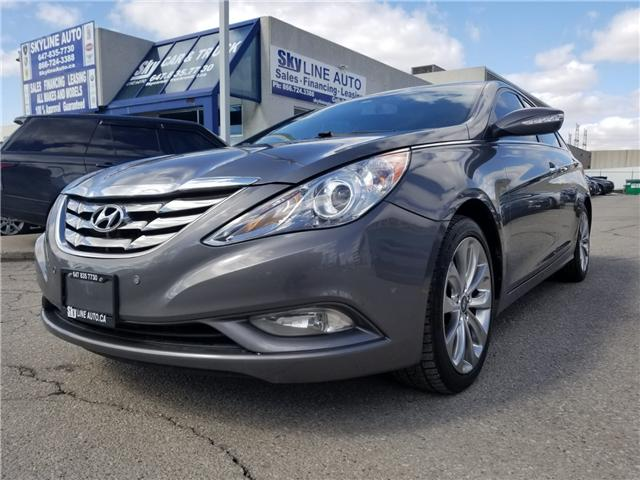 2011 Hyundai Sonata 2.0T Limited (Stk: ) in Concord - Image 1 of 14