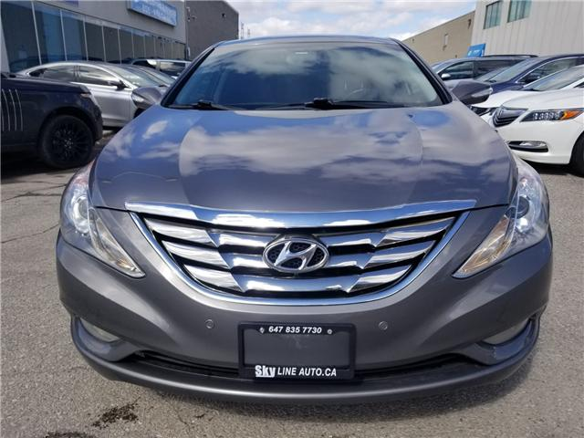 2011 Hyundai Sonata 2.0T Limited (Stk: ) in Concord - Image 2 of 14