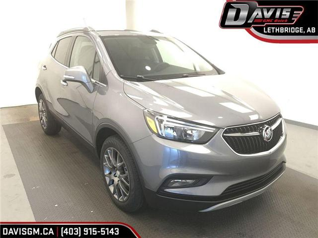 2019 Buick Encore Sport Touring (Stk: 197909) in Lethbridge - Image 1 of 19