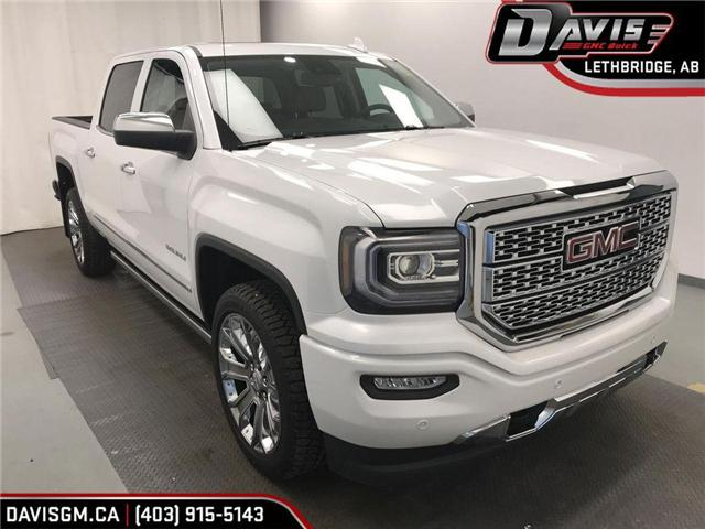2018 GMC Sierra 1500 Denali (Stk: 197313) in Lethbridge - Image 1 of 35