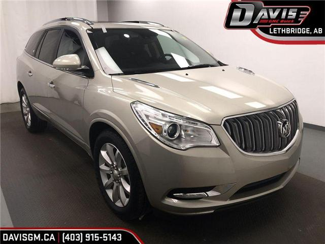 2017 Buick Enclave Premium (Stk: 172206) in Lethbridge - Image 1 of 21