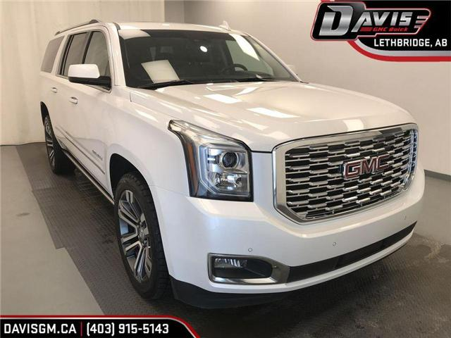 2018 GMC Yukon XL Denali (Stk: 200666) in Lethbridge - Image 1 of 36