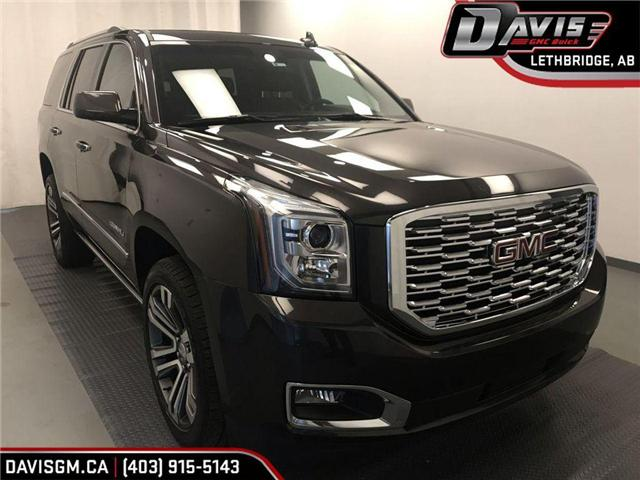 2018 GMC Yukon Denali 1GKS2CKJ9JR110766 185884 in Lethbridge