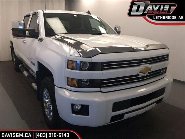 2016 Chevrolet Silverado 3500HD LTZ (Stk: 202648) in Lethbridge - Image 1 of 21