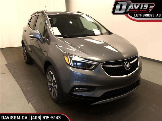 2019 Buick Encore Essence (Stk: 201601) in Lethbridge - Image 1 of 21
