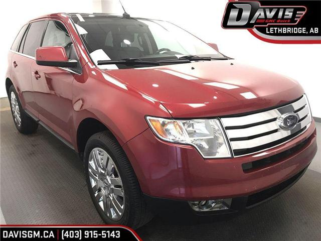 2008 Ford Edge Limited (Stk: 196417) in Lethbridge - Image 1 of 19