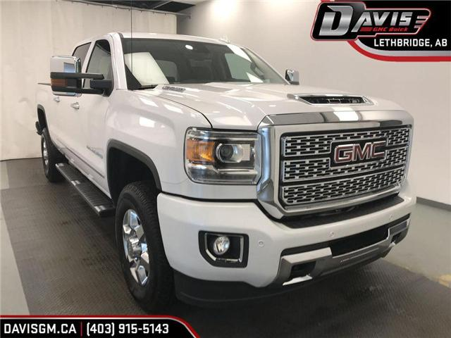 2019 GMC Sierra 3500HD Denali (Stk: 202268) in Lethbridge - Image 1 of 36
