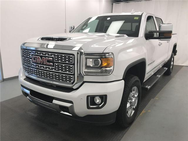 2019 GMC Sierra 3500HD Denali (Stk: 202268) in Lethbridge - Image 2 of 36