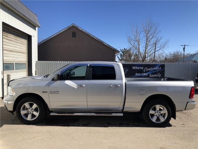 2016 RAM 1500 SLT (Stk: 14595) in Fort Macleod - Image 2 of 17