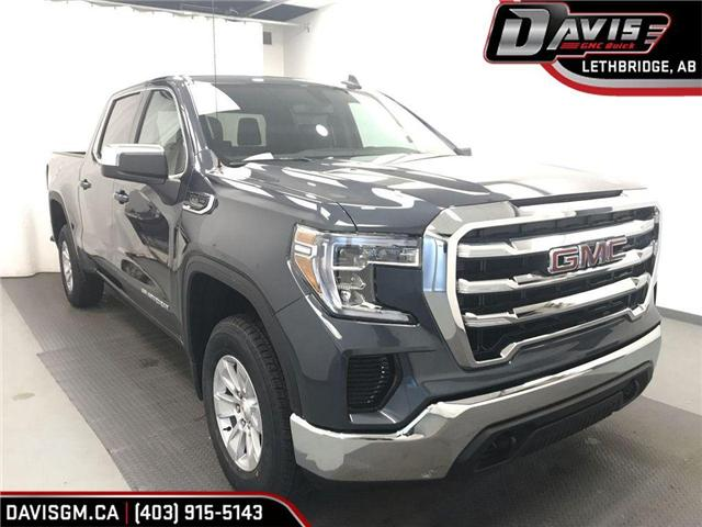 2019 GMC Sierra 1500 SLE (Stk: 201880) in Lethbridge - Image 1 of 21