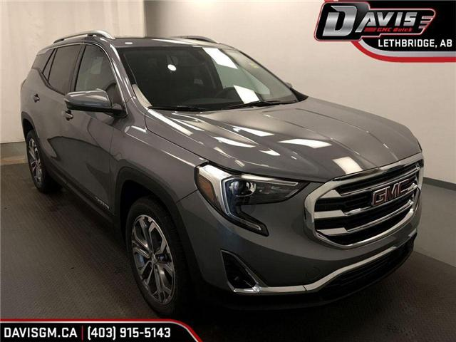 2019 GMC Terrain SLT (Stk: 197707) in Lethbridge - Image 1 of 19