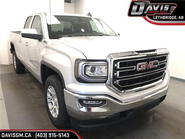 2019 GMC Sierra 1500 Limited SLE (Stk: 199410) in Lethbridge - Image 1 of 21