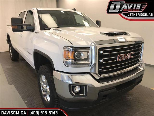 2019 GMC Sierra 3500HD SLE (Stk: 202743) in Lethbridge - Image 1 of 35