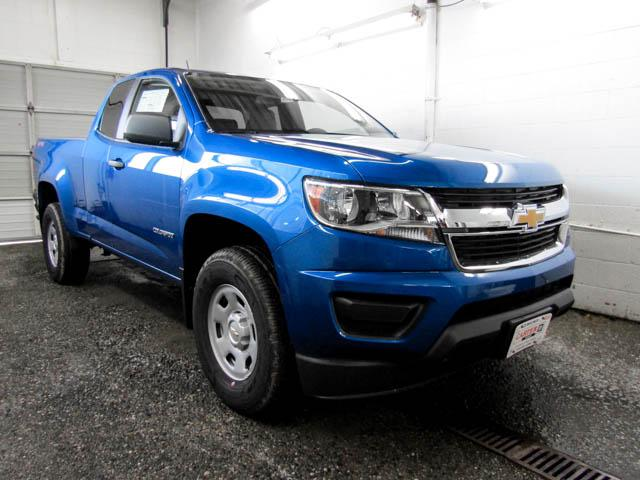 2019 Chevrolet Colorado WT (Stk: D9-40560) in Burnaby - Image 2 of 13