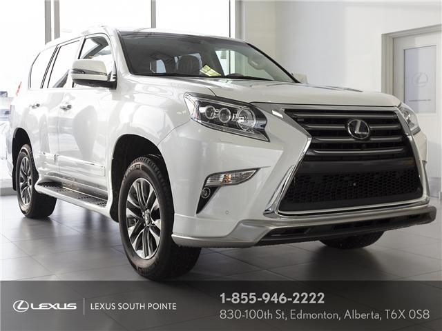 2018 Lexus GX 460 Base (Stk: L800068) in Edmonton - Image 1 of 22