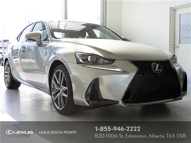 2018 Lexus IS 350 Base (Stk: L800294) in Edmonton - Image 1 of 23