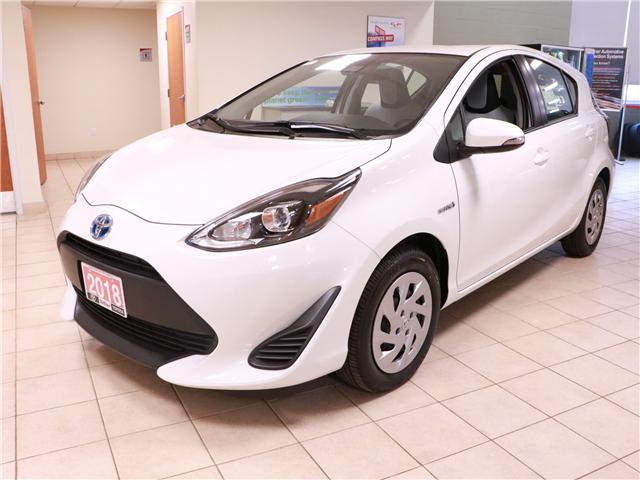 2018 Toyota Prius C Base (Stk: 181605) in Kitchener - Image 1 of 21