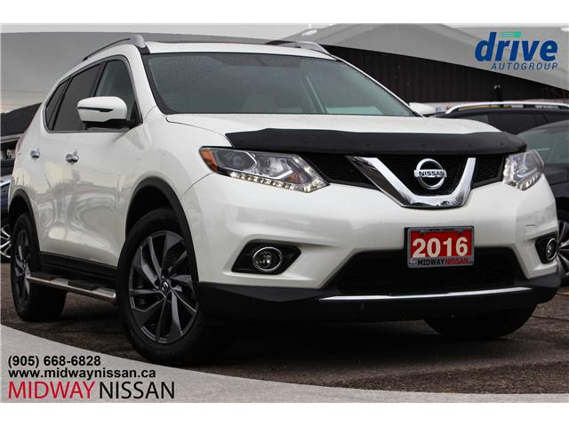 2016 Nissan Rogue SL Premium (Stk: KC762006A) in Whitby - Image 1 of 28