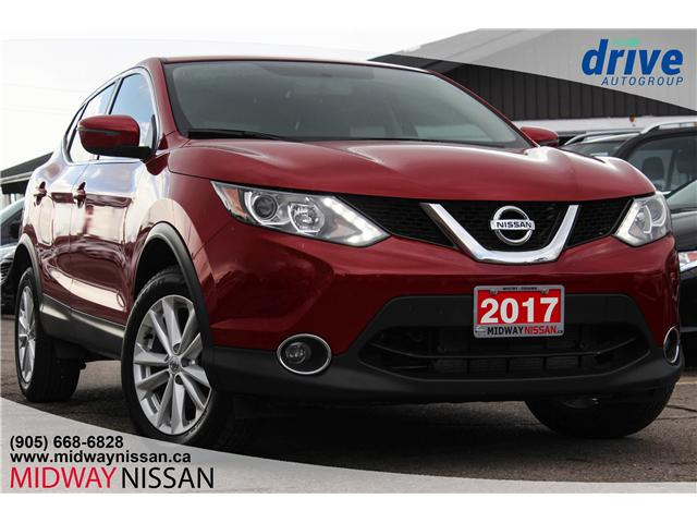 2017 Nissan Qashqai SV (Stk: KW316482A) in Whitby - Image 1 of 21