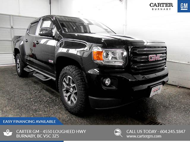 2019 GMC Canyon All Terrain w/Leather (Stk: 89-35120) in Burnaby - Image 1 of 13