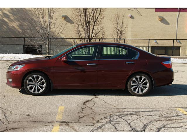 2013 Honda Accord Sport (Stk: 1902078) in Waterloo - Image 2 of 26
